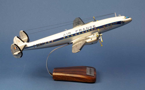 Air France Lockheed L-1049C Super Constellation F-BGNJ Scale 1/95