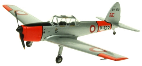 AVIATION 72 DHC1 CHIPMUNK 22 DANISH AIR FORCE P-129 OY-ATO SCALE 1/72