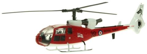 Aviation 72 Westland Gazelle Royal Navy 705 NAS Culdrose XX436/CU39 Gordon Scale 1/72 AV7224009