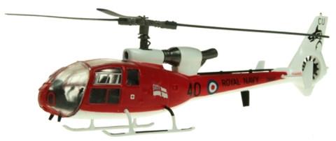 Aviation 72 Westland Gazelle Royal Navy 705 NAS Culdrose ZB647/40 Scale 1/72 AV7224008