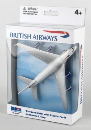 BRITISH AIRWAYS A380 DIECAST MODEL