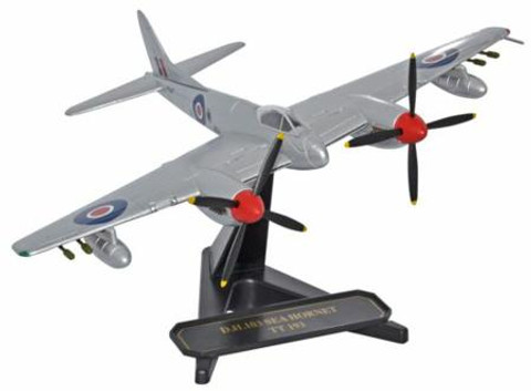 Oxford Diecast DH103 Sea Hornet F20 TT193 Royal Navy Scale 1/72 72HOR001