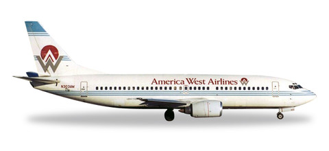 Herpa  America West Airlines Boeing 737-300 - N303AW Scale 1/500