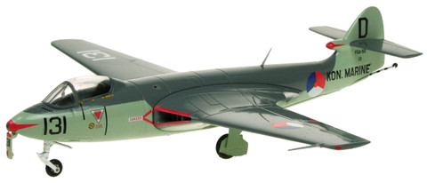 Aviation 72 Hawker Sea Hawk FGA.50 Kon Marine 131/D Preserved SOESTERBERG Scale 1/72 AV7223008