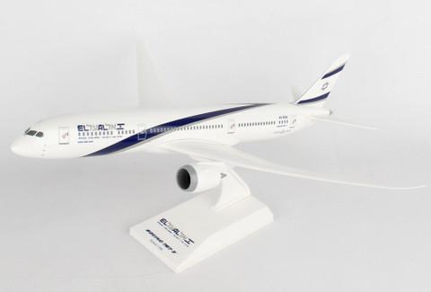Skymarks ELAL Boeing 787-9 Scale 1/200 SKR908
