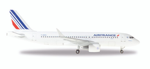 Herpa Air France Airbus A320 - F-HEPH Scale 1/500