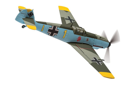 Corgi Messerschmitt Bf 109E-4 'Yellow 1' Oblt. Gerhard Schopfel, Battle of Britain Scale 1/72