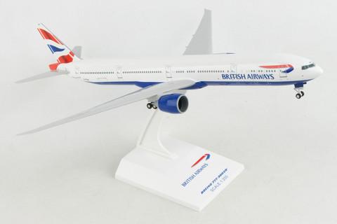 Skymarks British Airways Boeing 777-300ER Scale 1/200 SKR661