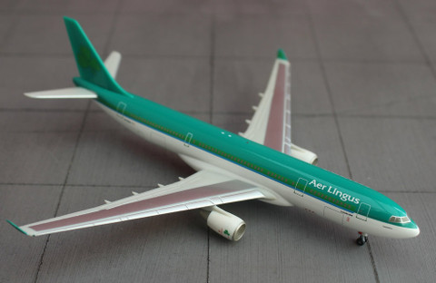 Herpa Aer Lingus A330-200 Scale 1/400 560634