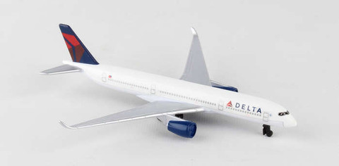 Delta toy diecast aircraft  Airbus A350 RT4995