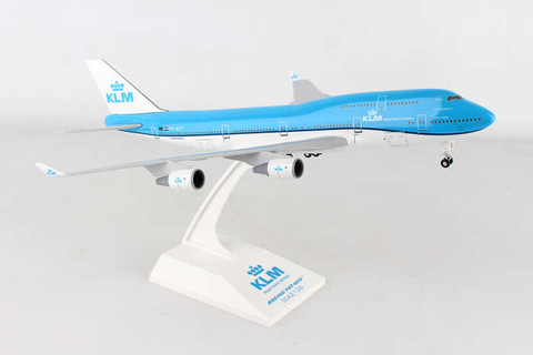 Skymarks KLM Boeing 747-400 Scale 1/200 SKR940