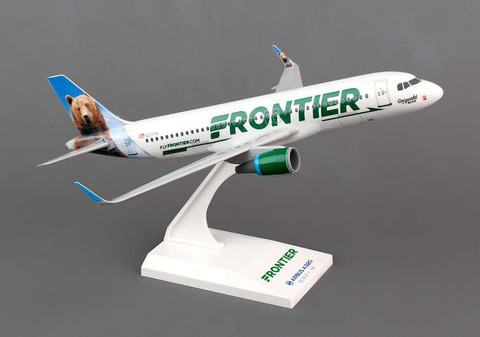 Skymarks Frontier Airbus A320 Scale 1/150 SKR806