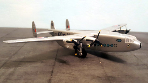 Corgi  RAF Air Berlin Avro York Scale 1/144  AA47205 BX2