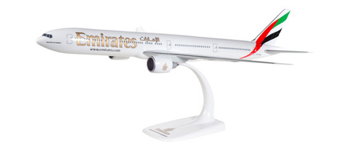 Herpa Wings Emirates Boeing 777-300ER Scale 1/200 610544