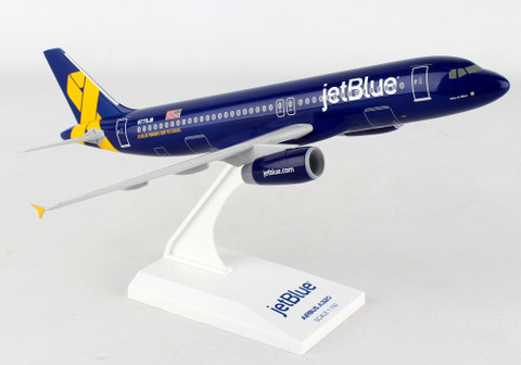 Skymarks Jetblue Airbus A320 Veterans Livery Scale 1/150 SKR996
