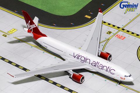 Gemini Jets  Virgin Atlantic Airbus A330-200 Scale 1/400 GJVIR1763