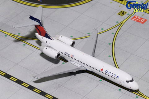 Gemini Jets Delta Boeing 717-200 N896AT Scale 1/400 GJDAL1738