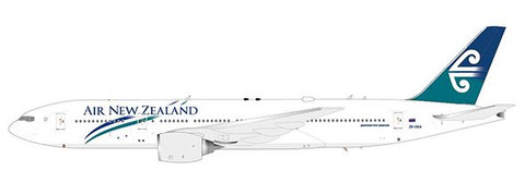 JC Wings Air New Zealand Boeing 777-200ER ZK-OKA With Stand Scale 1/200 JC2148