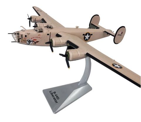 Air Force One B-24D Liberator Bomber USAAF Wongo Wongo 376th Bomb Group Liberandos 9th Air Force Scale 1/72 AF1-0157