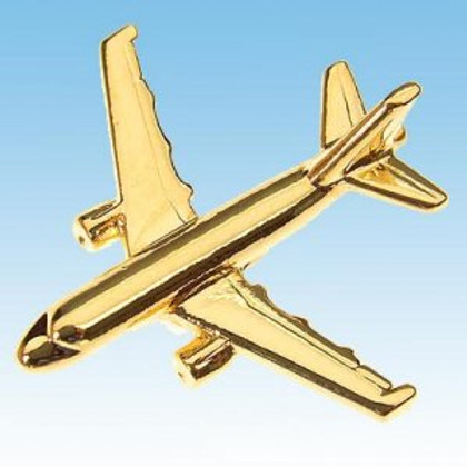 Airbus A319 Pin Badge CC001-005