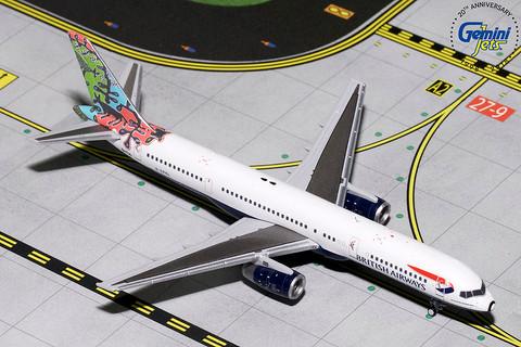 Gemini Jets British Airways Boeing 757-200 G-CPEL Scale 1/400 GJBAW1695