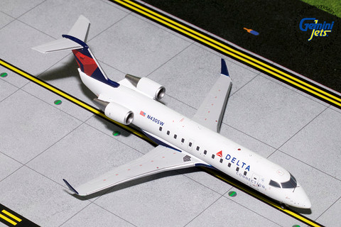 Gemini 200 Delta Connections CRJ-200 Scale 1/200 G2DAL793