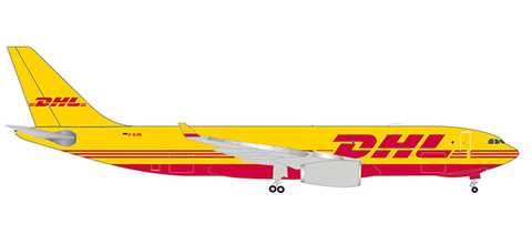 Herpa Wings DHL Aviation (European Air Transport) Airbus A330-200F  Scale 1/500 532969