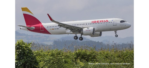 Herpa Wings Iberia Airbus A320 neo Scale 1/500 533027