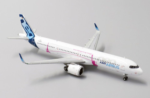 JC Wings Airbus Industrie A321NEOLR House colours D-AVZO With Antenna Scale 1/400 JCLH4089