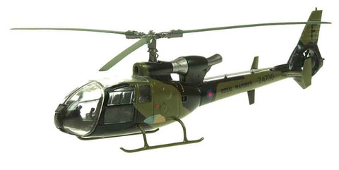 Aviation 72 Westland Gazelle AH.1 Royal Marines 3CBS ZA730 Falkland Scale 1/72 AV7224007