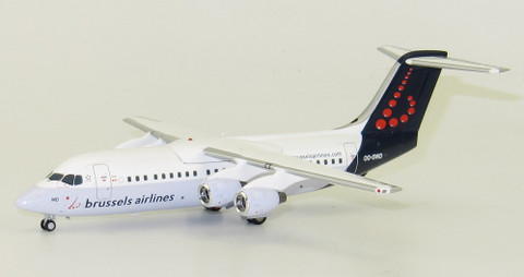 JC Wings Brussels Airlines British Aerospace Avro RJ100 Farewell AVRO version Scale 1/200 JC2040