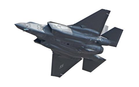 Corgi Showcase F-35 Lightning  Fit the Box CS90629