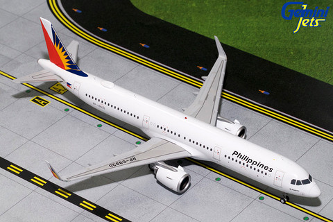 Gemini 200 Philippines Airbus A321neo RP-C9930 Scale 200 G2PAL788