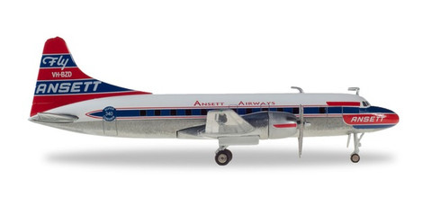 Herpa Ansett Airways Convair CV-340 Scale 1/200 559706