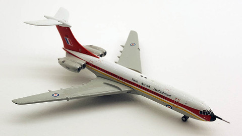Gemini Macs Royal Aircraft Establishment Vickers Standard VC-10 G-ASIX Scale 1/400 GMRAF036