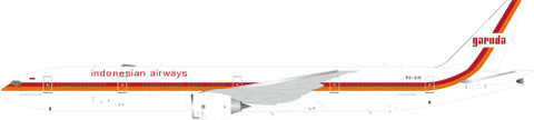 Inflight 200 Garuda Indonesia Retro Boeing 777-300ER PK-GIK With Stand Scale 1/200 IF773GA0519
