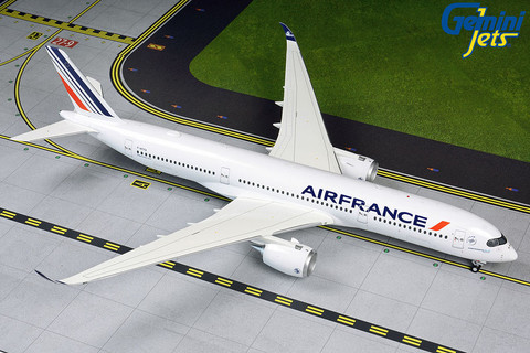 Gemini 200 Air France Airbus A350-900 F-HTYA Scale 1/200 G2AFR867