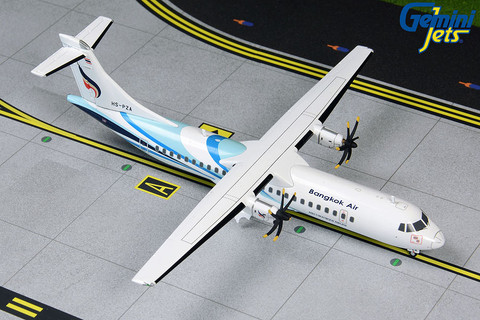Gemini 200 Bangkok Airways ATR72-600 HS-PZA Scale 1/200 G2BKP821