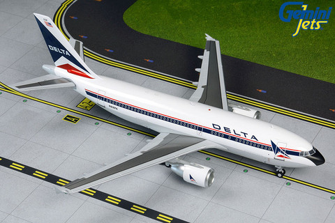 Gemini 200 Delta A310-300 New livery N818PA Scale 1/200 G2DAL860