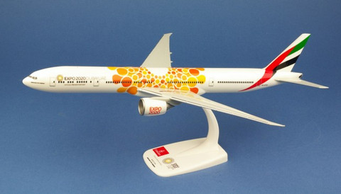 Herpa Emirates Boeing 777-300ER Expo 2020 Opportunity A6-EPO Scale 1/200 612357