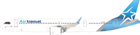 Inflight 200 Air Transat Airbus A321neo C-GOIE With Stand Scale 1/200 IF321TS1219