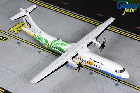 Gemini 200 Bangkok Airways Aerospatiale ATR-72 HS-PZJ Scale 1/200 G2BKP827