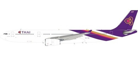 Inflight 200 Thai Airways Airbus A330-300 HS-TBC With Stand Scale 1/200 IF333TG0219