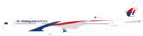 Inflight 200 Malaysia Airlines Airbus A350-900 9M-MAD With Stand Scale 1/200 IF350MH004