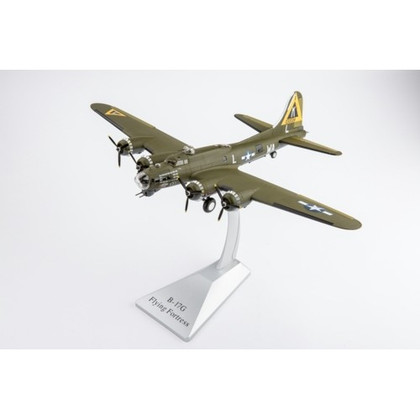 Air Force One B17 Flying Fortress the Bloody 379th BG 524TH BS 42-32024 Swamp Fire Kim Bolton England 1944 Scale 1/72 AF1-0110B