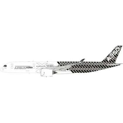 Inflight 200 Airbus A350-900F f-WWCF with stand Scale 1/200 IF35901119
