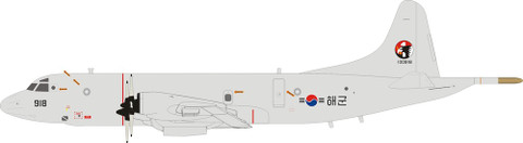 Inflight 200 South Korean Navy Lockheed P3CK Orion 100918 With Stand Scale 1/200 IFP3RC0K01