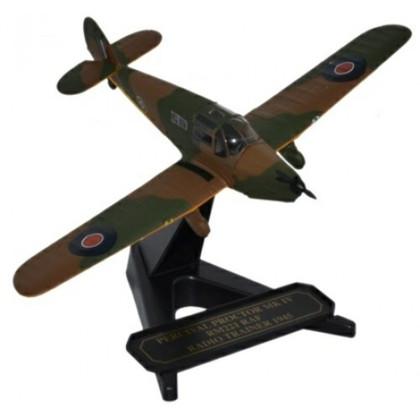Oxford diecast Percival Proctor MK IV RM221 RAF Radio Trainer 1945 Scale 1/72