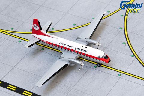Gemini Jets Dan Air London Hawker-Siddeley HS-748 Scale 1/400 GJDAN112