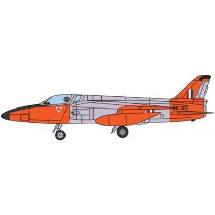 Aviation 72 Folland Gnat Single Seater RAF XK740 North Weald 1963 Scale 1/72 AV7228002